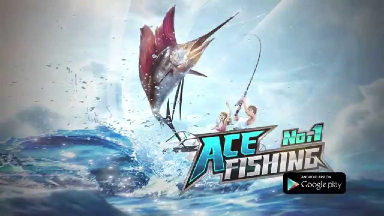 Game câu cá Ace Fishing