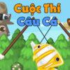 Game câu cá 2 người – Cuộc thi câu cá